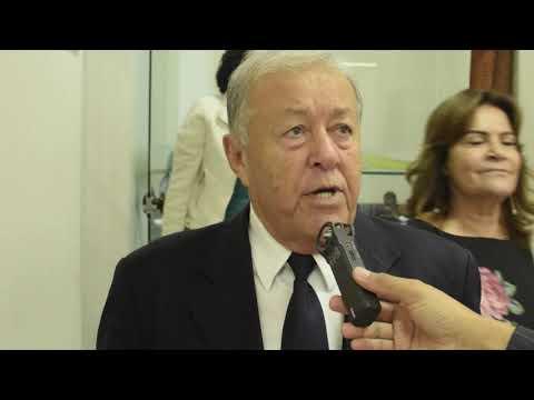 Entrevista com o vereador Carlito do Peixe (DEM)