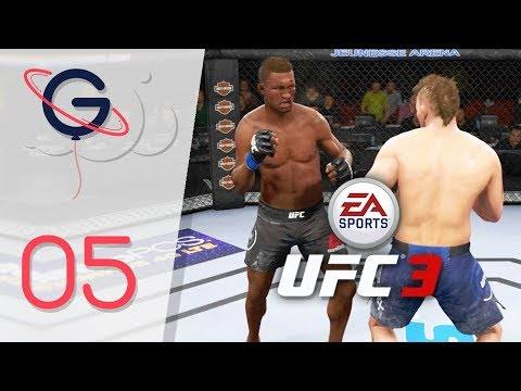EA Sports UFC 3 FR #5 : Le Rival Brésilien ! - YouTube