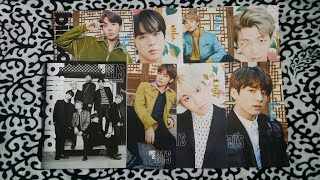 [UNBOXING]  BTS Billboard magazine Limited Edition Box Set
