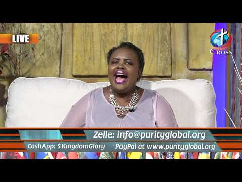Apostle Purity Munyi Into The Chambers Of The King 08-13-2021