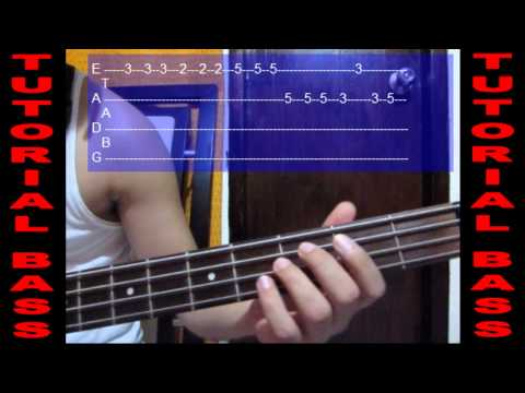 Bass Cover Tutorial Este Es Mi Deseo Claudio Freidzon