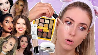 I Tried Makeup BEAUTY GURUS Made Me BUY... What's ACTUALLY GOOD?!