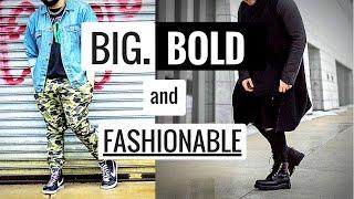 5 Hacks Thời Trang Dành Cho Người Béo   How to style streetwear as a BIG GUY