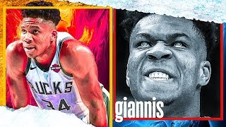 Giannis Antetokounmpo - Next Level Beast-Mode! - First Round Highlights