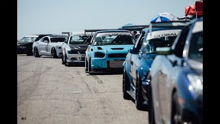 GLOBAL TIME ATTACK | WILLOW SPRINGS RACEWAY | 2018