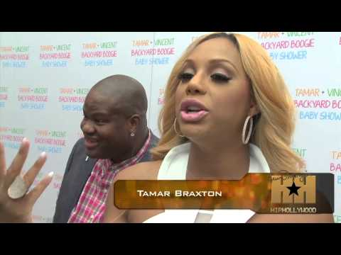 Tamar Braxton Welcomes Baby Boy - HipHollywood.com - Smashpipe ...