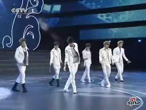 120727 EXO-M - HISTORY at Olympics Dream Concert