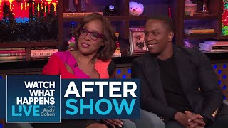 After Show: Leslie Odom Jr. And Andy Cohen's 'Rent' Duet | WWHL