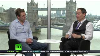 Keiser Report: IMF failed Greece long before bailout (E776)