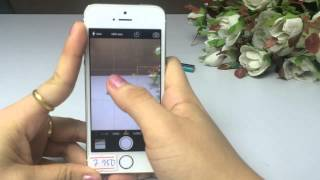 Mẹo chụp ảnh đẹp với iPhone