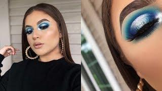 Jeffree Star Cosmetics BLUE BLOOD Palette | Natalyyveee