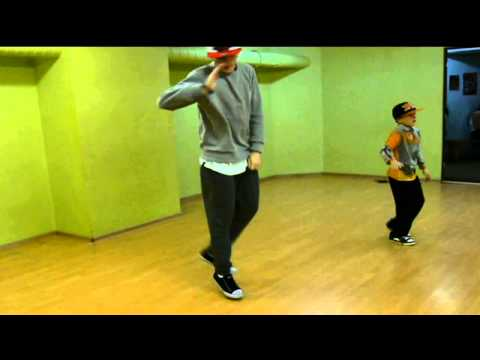 Baixar Chris Brown Ft. T.Pain - Kiss Kiss (Kid Hip-Hop)Choreography Eugen