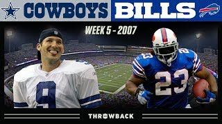 A Bizarre Monday Night Miracle! (Cowboys vs. Bills 2007, Week 5)