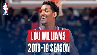 Lou WIlliams' Best Plays From the 2018-19 NBA Regular Season
