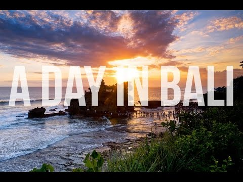 A Day in Bali, Indonesia - My Alila Resort Experience