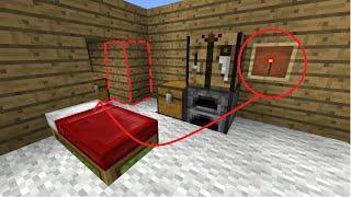 MinecraftRedstone:Cách làm rương bí mật bằng cách xoay đuốc