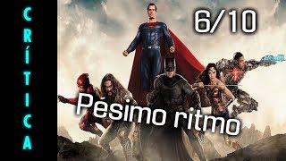 Crítica destructiva a Justice League