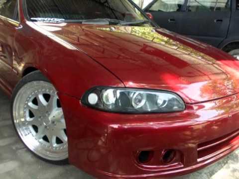 Honda Civic EG Custom Bodykit