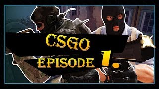 Counter Strike:Global Offensive 1#Episode [Casual]Dust2