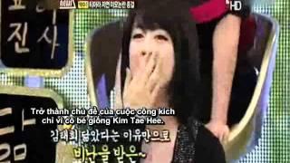 [Vietsub]{T-aravn.net} E! Star News - Ji yeon interview