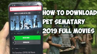 How To Download Pet Sematary | Download Pet Sematary Movies in HD