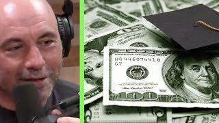 Joe Rogan SHOCKED By How Much College Tuition Costs