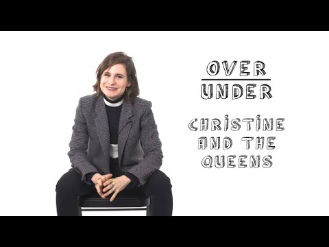Christine and the Queens Rates Cats, Drake, and Will Ferrell