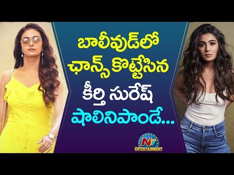 Tollywood Heroines In Bollywood