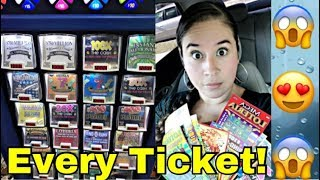 I BOUGHT EVERY LOTTERY TICKET IN THE MACHINE!!! vs ARPLATINUM & MBS