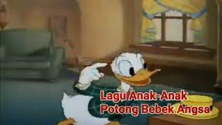 Lagu Anak Anak Potong Bebek Angsa