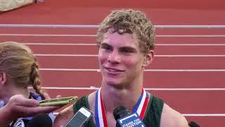 Meet Matthew Boling: The Fastest Kid in Texas