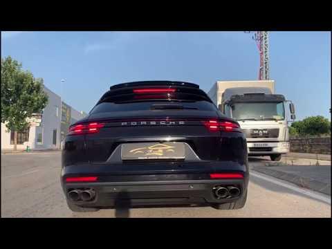 Porsche Panamera Nuevo con Nuestro Sistema ASR!! Ahora suena como se merece!!