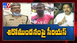 AP: Dalit thrashed by cops in police station; SI, two cons..