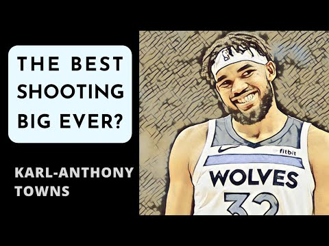 Karl-Anthony Towns analysis | The one-way unicorn