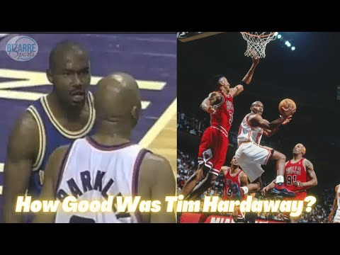 How Good Was Tim Hardaway? - Why This NBA Legend Is Not Talked About!
