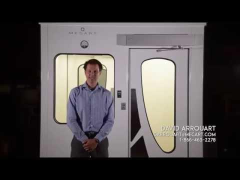 David - Représentant technique Salles blanches chez MECART
