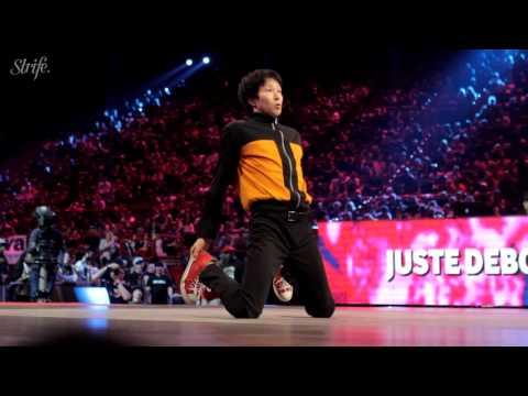 "Atsuki ""naruto""   STRIFE.   At Juste Debout 2013 Experimental - Smashpipe Travel"