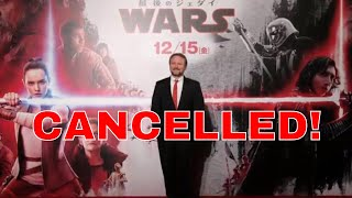 Rian Johnson Star Wars Trilogy Cancelled - The Solo Boycott Was Successful