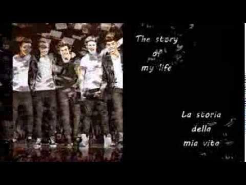 Baixar One Direction, Story of my Life - Testo e Traduzione