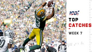 Top Catches from Week 7 | NFL 2019 Highlights
