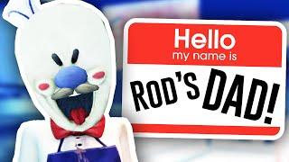 I Found ROD'S DAD?! (Ice Scream 2)