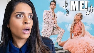 Reacting to ME! by TAYLOR SWIFT ft. Brendon Urie of Panic! At The Disco