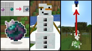 7 New Features I'd Love to see Added to Minecraft
