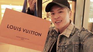 Người Việt Có Bị Coi Thường Ở Mỹ? | Shopping at Louis Vuitton, YSL, Tesla, Le Labo, SLP