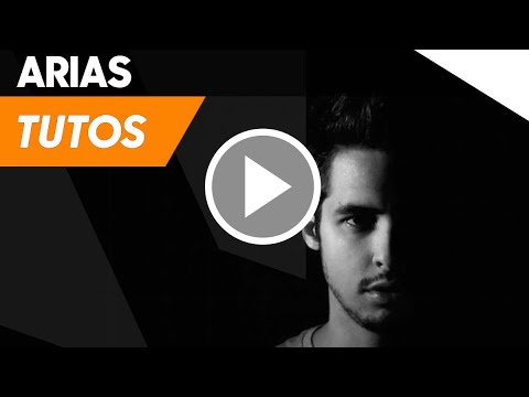 Arias - STUDIO RDV 4 - MJ Tutoriels