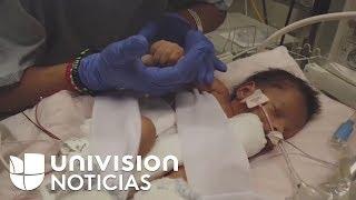 El bebé de Marlen Ochoa sigue recuperándose: ya no depende completamente de un respirador artificial