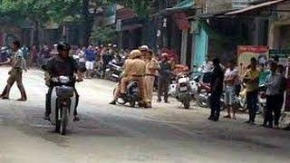 Clip: Đấu súng truy bắt tội phạm ma túy ở Lạng Sơn