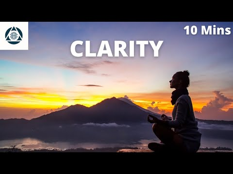 10 MINUTE Guided Meditation for CLARITY