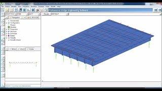 RM Bridge - Natural Frequency analysis of Reinforced Concrete Bridge