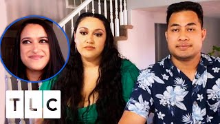 Asuelu Insults Kalani's Sister And Leaves The Call | 90 Day Fiancé: Happily Ever After?